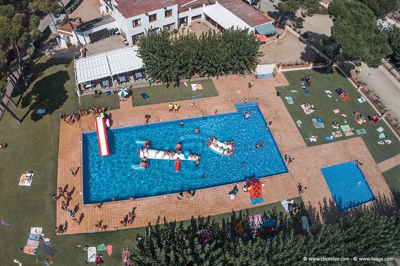 camping benelux piscina