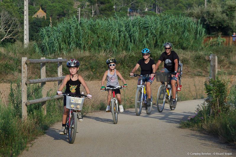 Bicicleta en Cap Roig