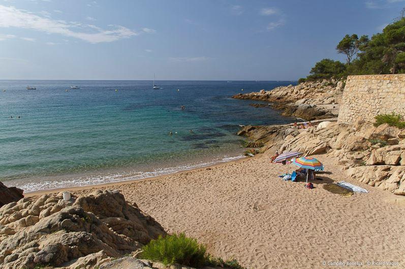 Platja de Castell / Playa Castell